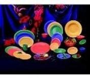 G.E.T. Diamond Mardi Gras Mixed Colours 210ml Bouillon Cup - Case = 48