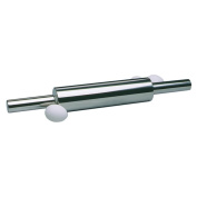 Norpro Professional Weight Stainless Steel Rolling Pin