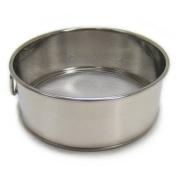 Fine Mesh Flour Sifter - Stainless Steel - 12.1cm Diameter