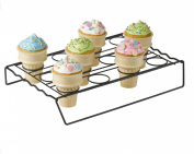 Nifty Ice Cream Cone Cupcake Baking Rack
