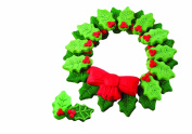 Wilton Holly Wreath Shaped Cookie Pan