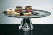 Galaxy Cake plate 30.5cm
