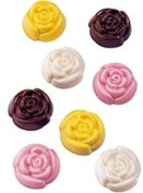 Wilton Roses in Bloom Candy Mould