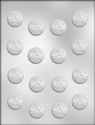 CK Products 2.9cm Masonic Mint Chocolate Mould