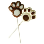 Make N' Mould 0230 Dress My Cupcake Paw Print Pops Candy Mould