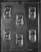 COOL CARS CHOCOLATE CANDY mould