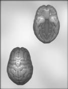 CK Products 10.2cm 3-D Brain Chocolate Mould