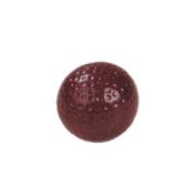 Chocolate Mould Golf Ball (Half-Sphere) 39 mm, 24 Cavities. Buy 2 Moulds to Make Whole Golf Balls