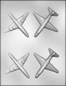 CHOC mould 3D aeroplane 8.9cm . CH15369
