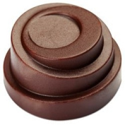 Chocolate Mould Dome 30mm Dia x 17mm High, 21 Cavities