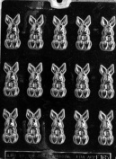 B/S BUNNIES CHOCOLATE CANDY mould
