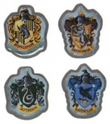 Harry Potter School Seals Rings - 12ct
