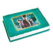 Harry Potter Edible Image Cake Topper