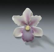 Tropical Orchid-8.9cm Wedding in Gum Paste Cake Decoration