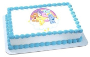 Care Bears Edible Image Cake Topper