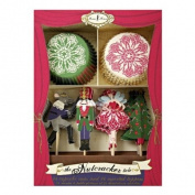 Christmas Cupcake Kit- Holiday The Nutcracker Tale by Meri Meri