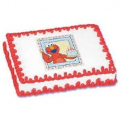 Edible Image® Sesame Street Elmo's World Cake Decoration