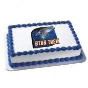 Star Trek Enterprise Edible Image