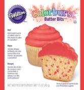 Wilton 710-1144 Colorburst Batter Bits, Red