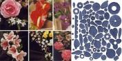 JEM Cutters Gum Paste Cutter Set - Flower Assortment 2