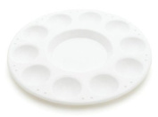 CK Products 18.1cm Round Paint & Water Tray