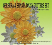 Gerbera Daisy Cutters & Multi-centre Mould