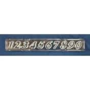 Windsor Script Numbers Clikstix Cutter
