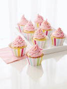 Martha Stewart Crafts Mini Cupcake Wrappers, Modern Festive