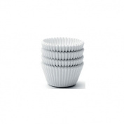 Norpro 3600 Giant Muffin Cups, White, Pack of 48
