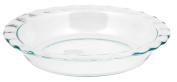 Pyrex Easy Grab 24cm Glass Pie Plate