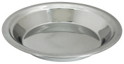 Lindys 5M871 9 Inch Stainless Steel Pie Pan