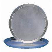Tempered Pizza Pan - 0.1587.5cm Deep 25.4cm diameter.