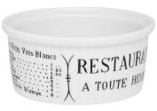 Pillivuyt Brasserie Pleated Ramekin, 150ml