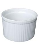 Bia Cordon Bleu White Porcelain 300ml Tall Individual Souffle, Set of 4