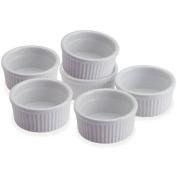 Prepworks from Progressive International CRR-6 Porcelain Stacking Ramekins, Set of 6