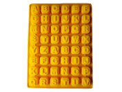 Ihomecooker 48 Even 26 Letters Silicone Cake Mould Soap Mould