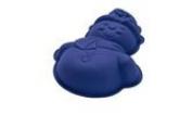 Bakeware Snow Man 27x22cm 6 cm H 100%silicone Guaranteed quality