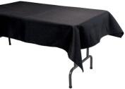 Phoenix Tablecloth, Black, 132.1cm by 177.8cm