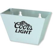 Coors Light Bottle Cap Catcher by Starr X