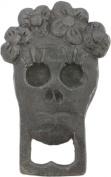 HomArt Cast Iron Chela Skull Bottle Opener, Natural