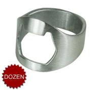 (Price/Dozen)Ring Bottle Openers, Beer Openers