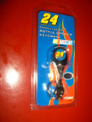 NASCAR #24 Jeff Gordon Connecting Rod Bottle Opener Keychain