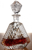 Fifth Avenue Crystal Wellington Whiskey Decanter