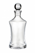 Marquis by Waterford Art of Mixology Vintage Hour Glass Decanter, 860ml