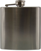 SE 180ml Stainless Steel Hip Flask