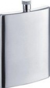 New - Ultra-Slim Stainless Steel 60ml Flask - VF1159
