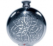 180ml Celtic Circle Round Flask