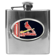 St. Louis Cardinals MLB 180ml Stainless Steel Flask