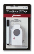 Wine Bottle Identification Tags