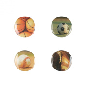 Il Bere Wine and Drink Charms Sports Collection, Sport Balls
